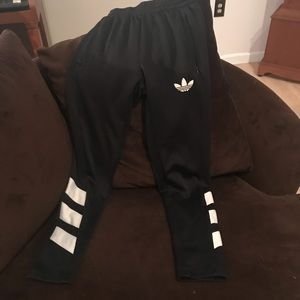 Men's size small adidas pants